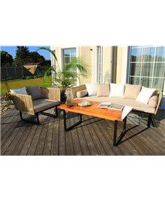 Lauko baldų komplektas Jamaica