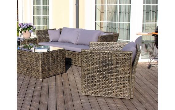 Lauko baldų komplektas Elegance